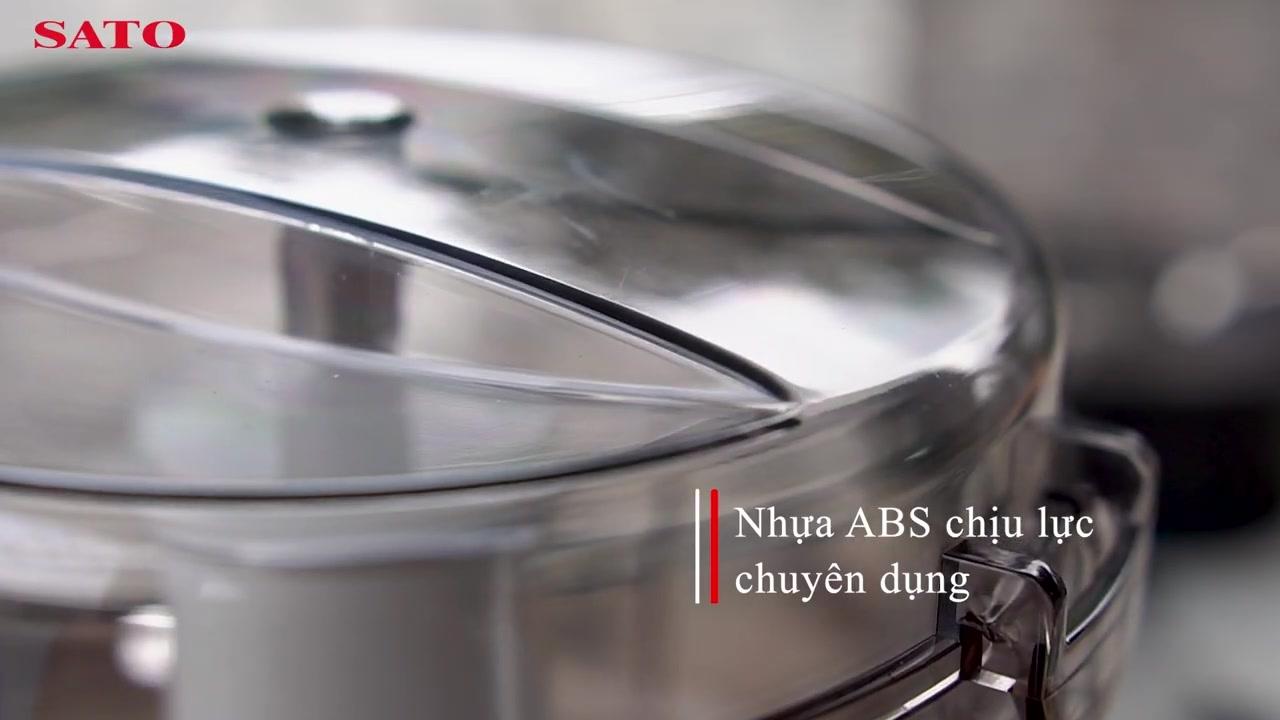 Máy xay sinh tố đa năng SATO MX7305