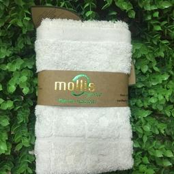 Khăn hữu cơ Mollis Kt 30x50cm