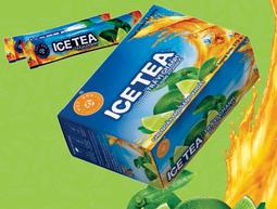 TRÀ ICE TEA VỊ CHANH - Bổ sung Vitamin C (15g x 18 gói /270 gram)