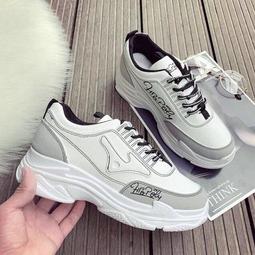 Giày Chữ Hàn Poly Thời Trang.