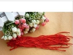 dây đeo tay đỏ