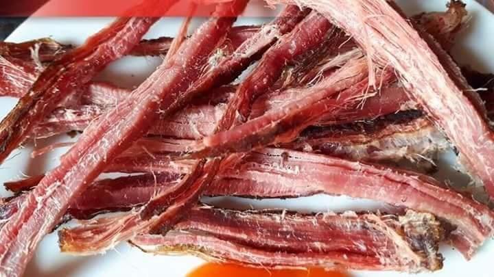 Thịt Trâu Sấy Chất Lượng OCOP3 Sao