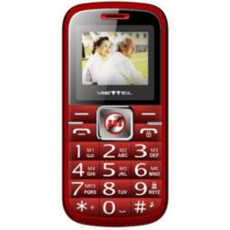Điện thoại V6216 red