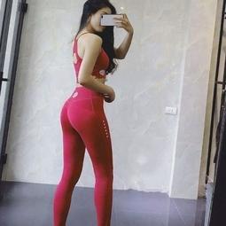 Set bộ đồ tập gym thể thao nữ