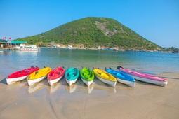 Tour đảo Robinson - Đón khách tại Nha Trang