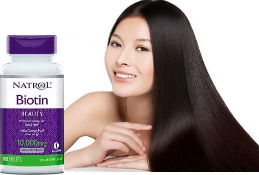 Viên Uống Natrol Biotin 10000 Mcg Của Mỹ 100 Viên - P106981 | Sàn ...