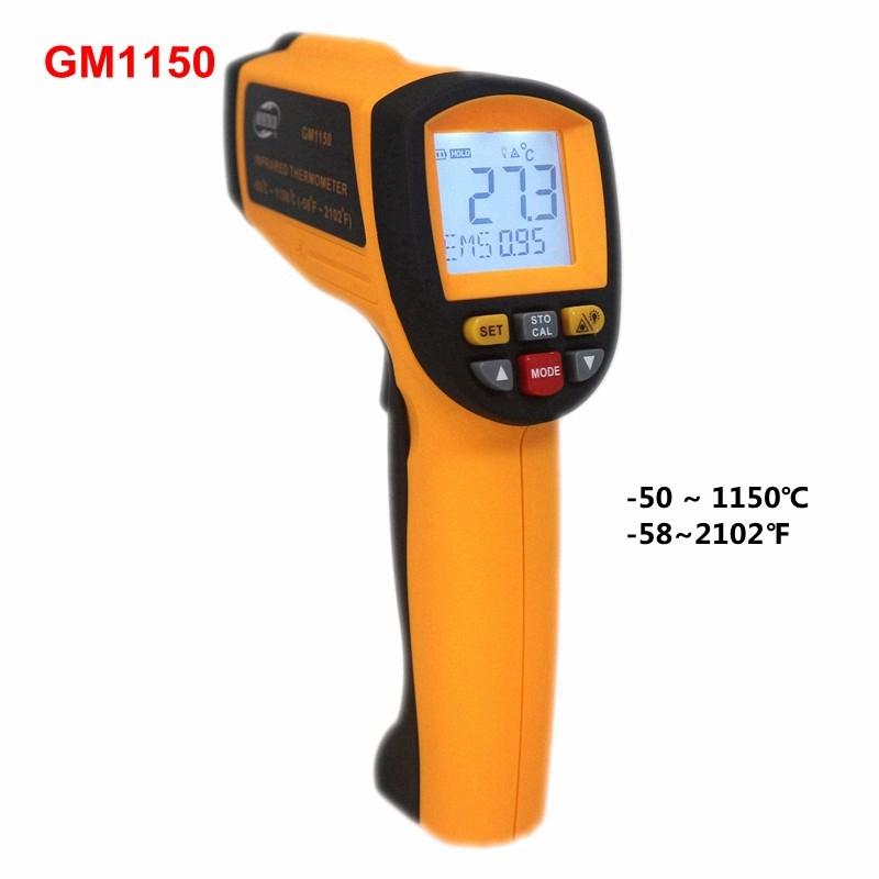 Súng bắn nhiệt độ BENETECH GM-1150