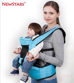 Địu ngồi Newstar an toàn, thoải mái cho bé