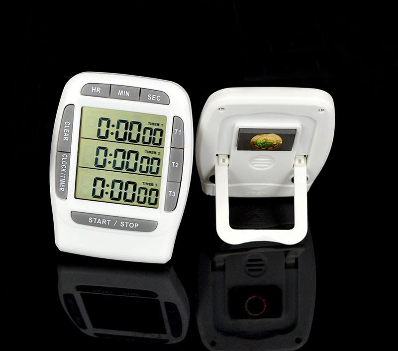 Đồng hồ bấm giờ đếm ngược mini PS-370