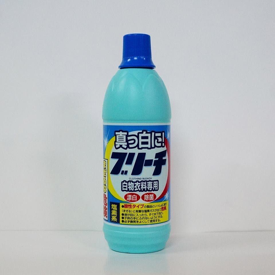 Nước tẩy quần áo 600ml Rocket - Nội địa Nhật Bản