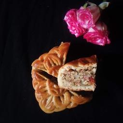 Bánh nướng, bánh dẻo nhân thập cẩm