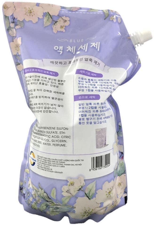 Nước giặt xả Blue HÀN QUỐC 2kg hương thảo mộc - P701988 | Sàn thương mại  điện tử của khách hàng Viettelpost