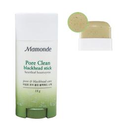 Thanh Lăn Trị Mụn Đầu Đen Mamonde Pore Clean Blackhead Hàn Quốc 18g
