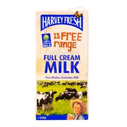 Sữa Tươi Tiệt Trùng Nguyên Kem Harvey Fresh 1L (33.8 Fl. Oz.)