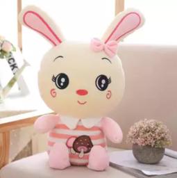 Gấu bông thỏ cute size 20