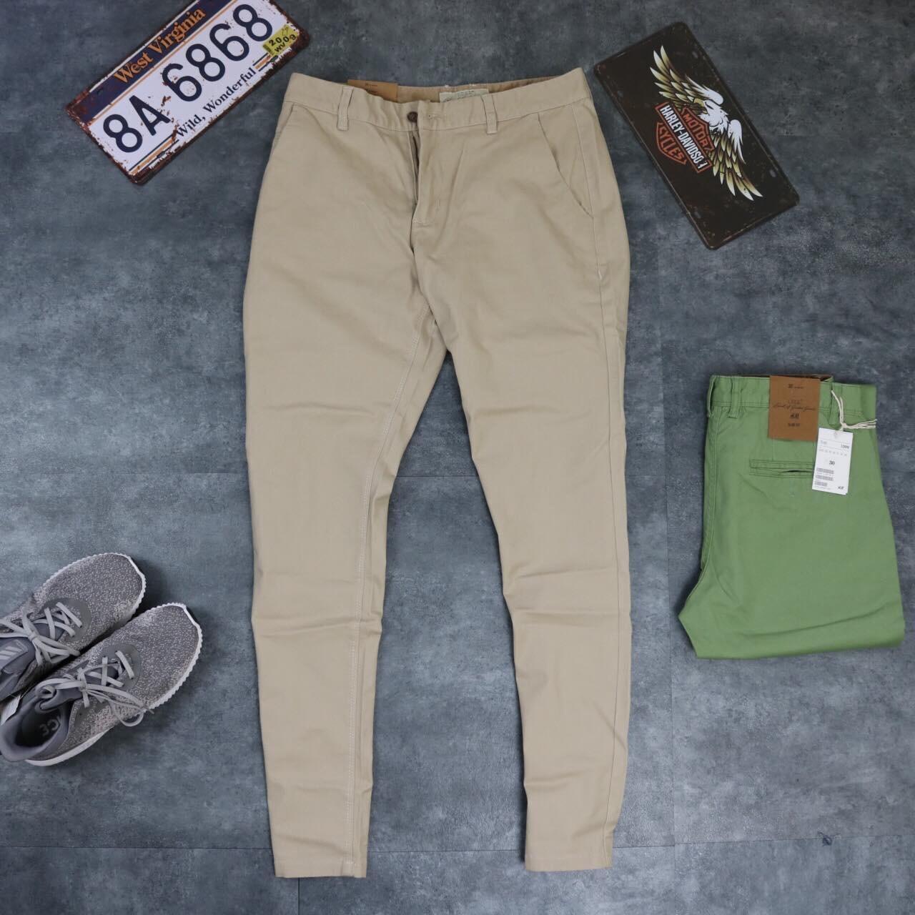 Quần kaki nam cao cấp Màu Kem - P81112 | Sàn thương mại điện tử của khách  hàng Viettelpost