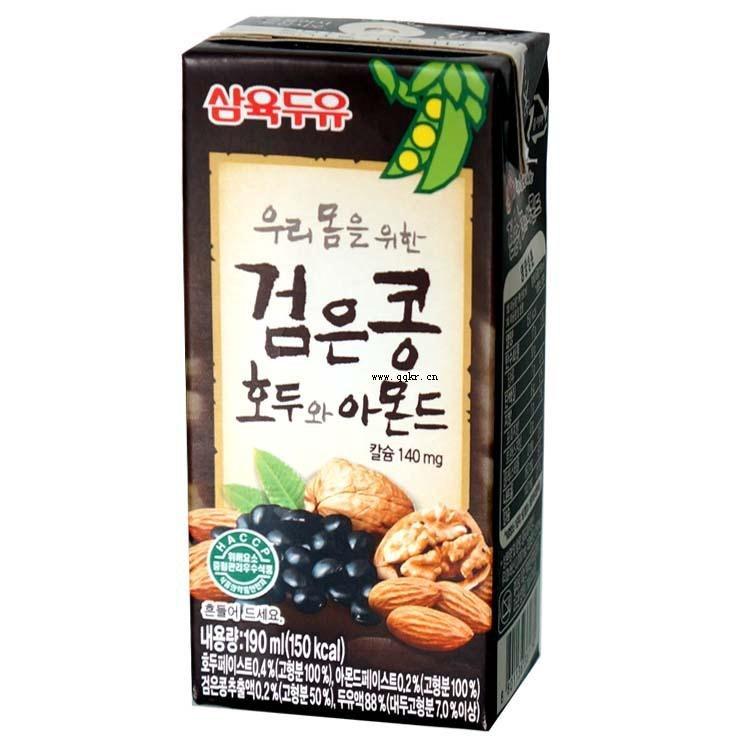 [FREESHIP]Sữa đậu đen óc chó (xách 16 hộp)