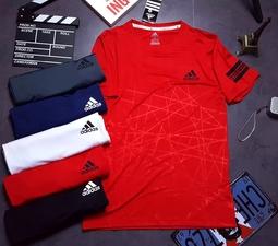Áo thể thao Adidas dập vân cao cấp