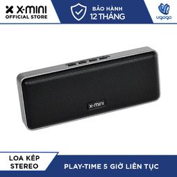 Loa Bluetooth X-mini™ XOUNDBAR (Đen)- Nhà Phân Phối chính hãng.