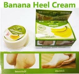 Kem trị nứt gót chân Banana Heel Cream