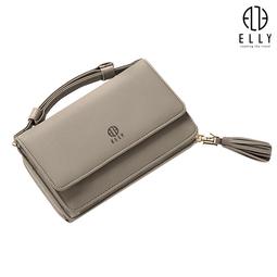 Túi clutch nữ thời trang ELLY- ECH15 ghi