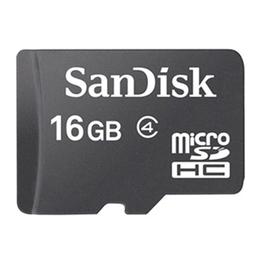 Thẻ nhớ MicroSD Sandisk (tray) 16GB class 4 chính hãng