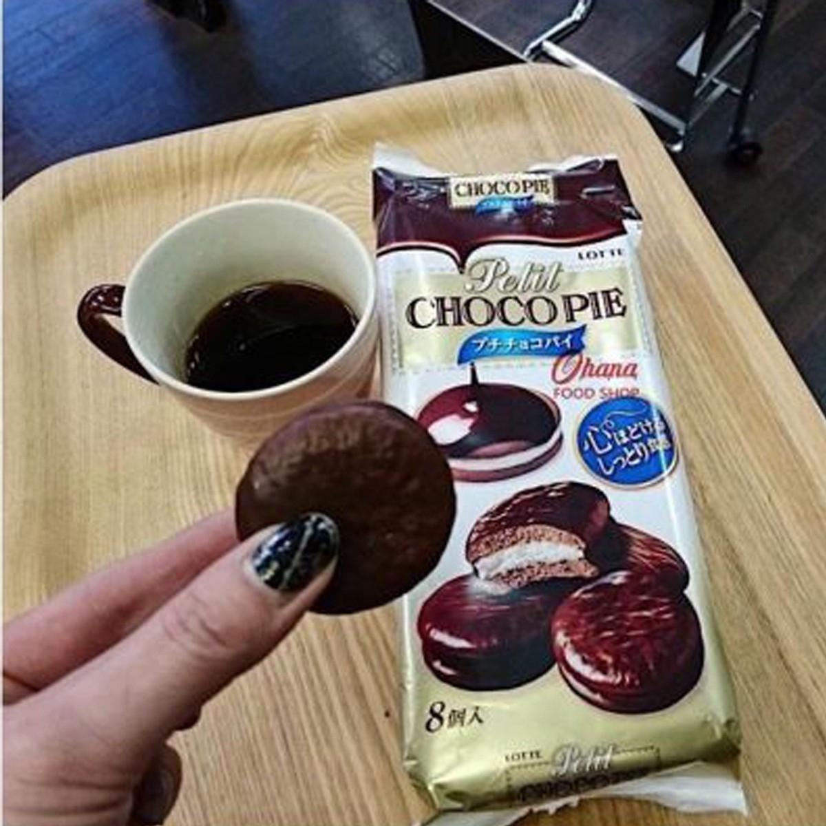 Bánh Chocopie phiên bản mini - Nội địa Nhật Bản