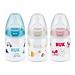 Bình Sữa Nhựa PP 150ml Núm Ti Silicone Màu Ngẫu Nhiên