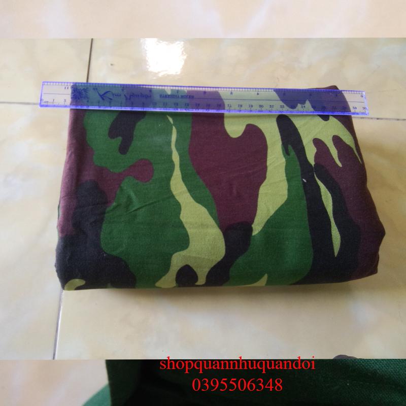 Vỏ chăn rằn ri xanh rừng