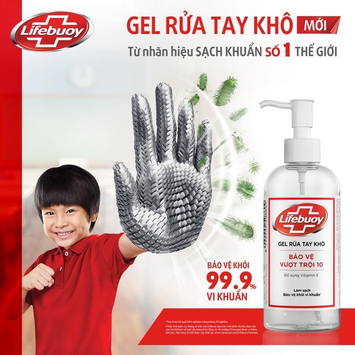 GEL RỬA TAY KHÔ LIFEBUOY 500 ML (MIỄN PHÍ VẬN CHUYỂN) - P648637 | Sàn  thương mại điện tử của khách hàng Viettelpost