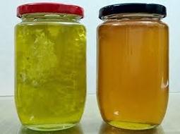 Mật ong bạc hà 1 lít