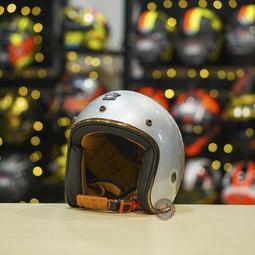 Mũ bảo hiểm Royal M20C Bạc Bóng [Size L]